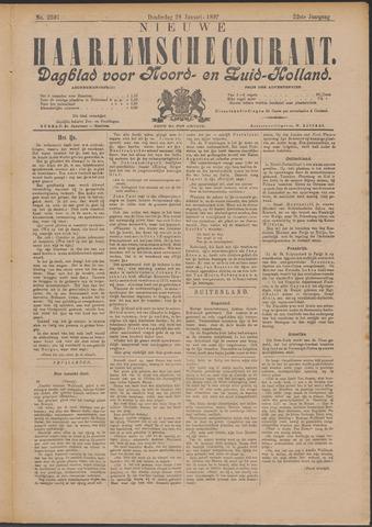 Nieuwe Haarlemsche Courant 1897-01-28