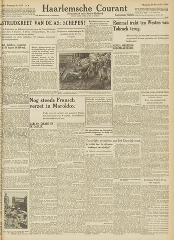 Haarlemsche Courant 1942-11-16