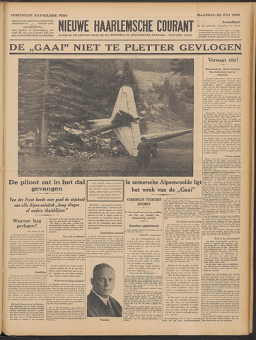 Nieuwe Haarlemsche Courant 1935-07-22
