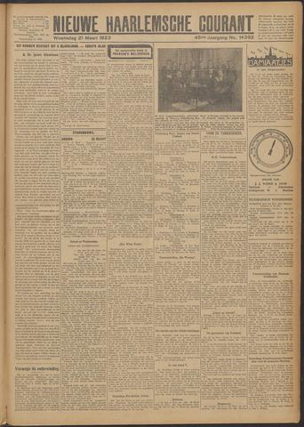 Nieuwe Haarlemsche Courant 1923-03-21