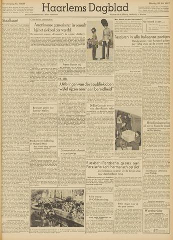 Haarlem's Dagblad 1947-05-20