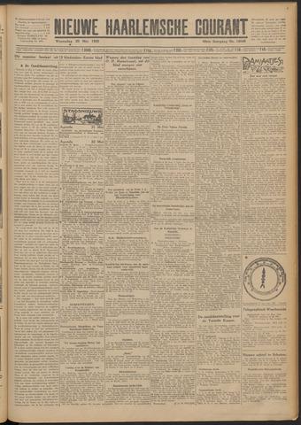 Nieuwe Haarlemsche Courant 1925-05-20