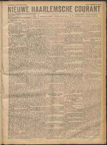 Nieuwe Haarlemsche Courant 1920-09-09