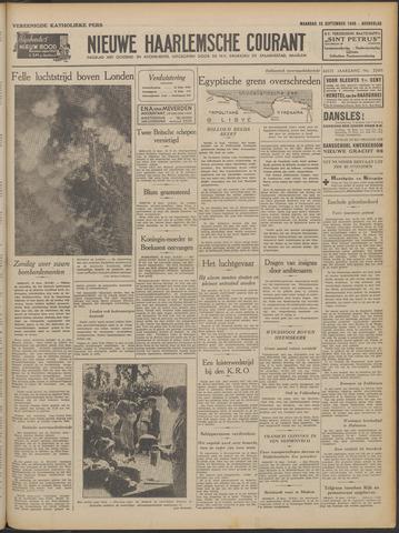 Nieuwe Haarlemsche Courant 1940-09-16