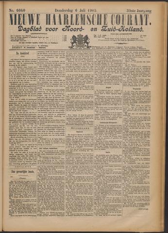 Nieuwe Haarlemsche Courant 1905-07-06