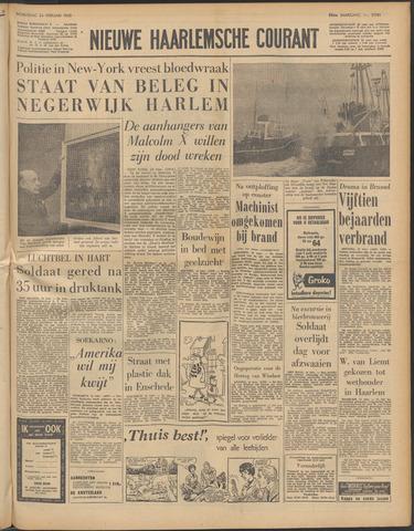 Nieuwe Haarlemsche Courant 1965-02-24