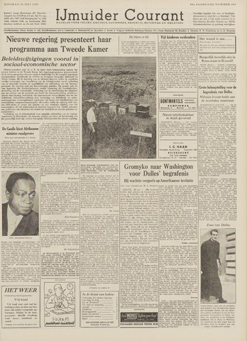 IJmuider Courant 1959-05-26