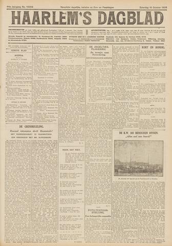 Haarlem's Dagblad 1926-10-16
