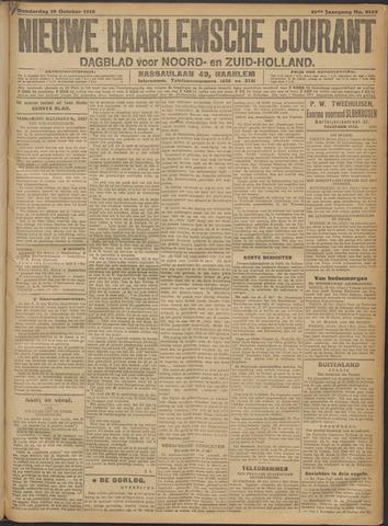 Nieuwe Haarlemsche Courant 1916-10-19