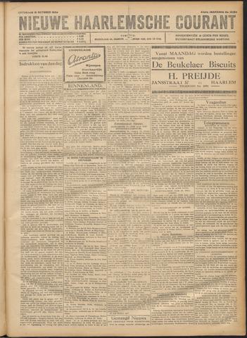 Nieuwe Haarlemsche Courant 1920-10-16