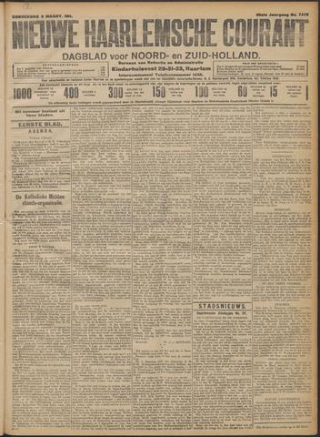 Nieuwe Haarlemsche Courant 1911-03-02