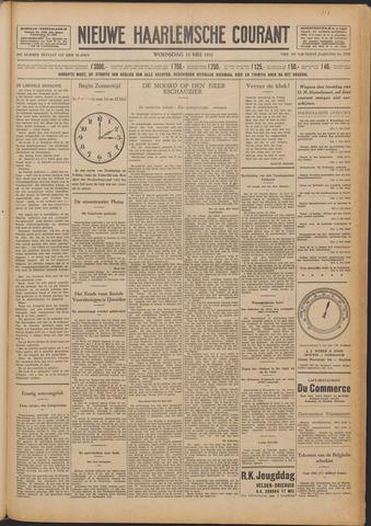 Nieuwe Haarlemsche Courant 1931-05-13