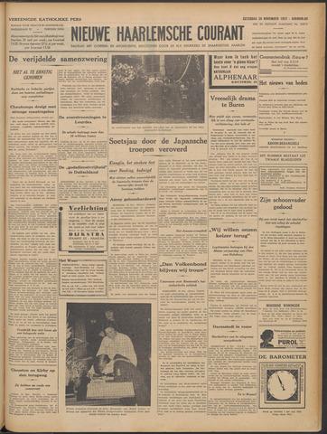 Nieuwe Haarlemsche Courant 1937-11-20