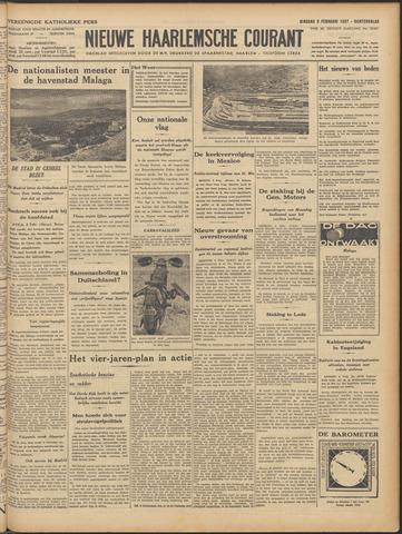 Nieuwe Haarlemsche Courant 1937-02-09