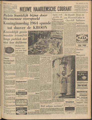 Nieuwe Haarlemsche Courant 1964-05-01