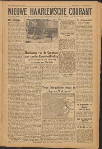 Nieuwe Haarlemsche Courant 1946-10-31