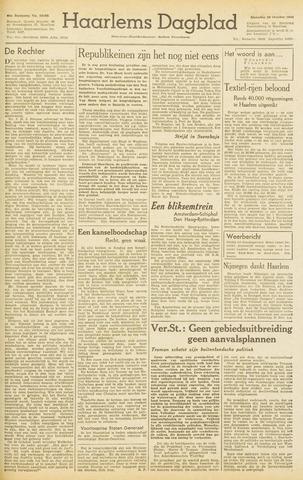 Haarlem's Dagblad 1945-10-29