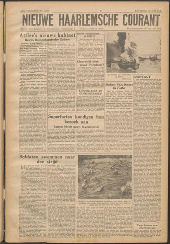 Nieuwe Haarlemsche Courant 1945-07-28