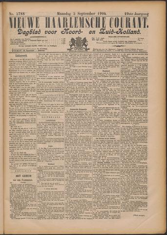 Nieuwe Haarlemsche Courant 1904-09-05
