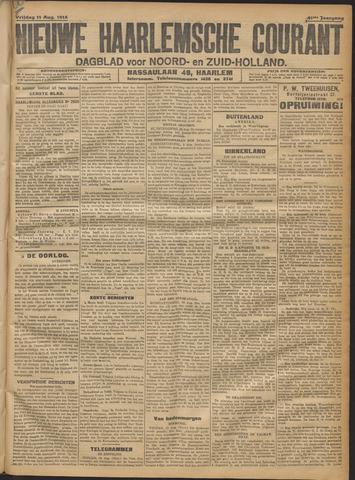 Nieuwe Haarlemsche Courant 1916-08-11