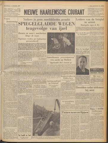 Nieuwe Haarlemsche Courant 1952-12-11