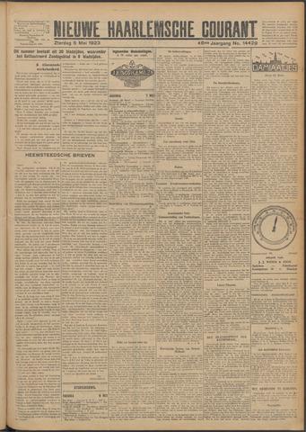 Nieuwe Haarlemsche Courant 1923-05-05