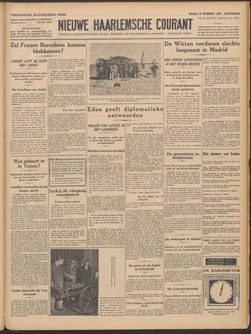Nieuwe Haarlemsche Courant 1936-11-20
