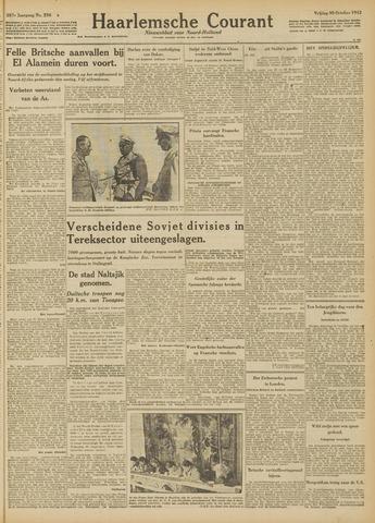 Haarlemsche Courant 1942-10-30