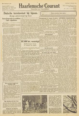 Haarlemsche Courant 1943-02-27