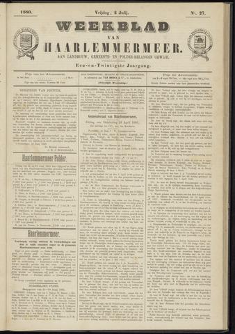Weekblad van Haarlemmermeer 1880-07-02
