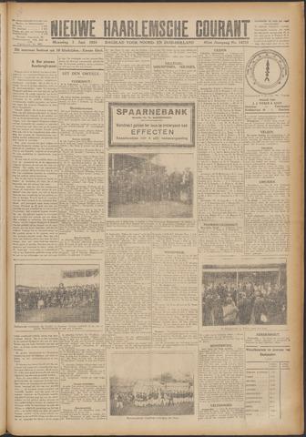 Nieuwe Haarlemsche Courant 1924-06-02