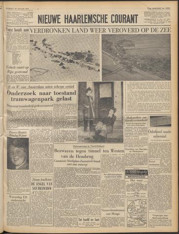 Nieuwe Haarlemsche Courant 1954-01-30