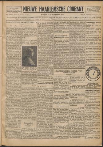 Nieuwe Haarlemsche Courant 1928-11-21