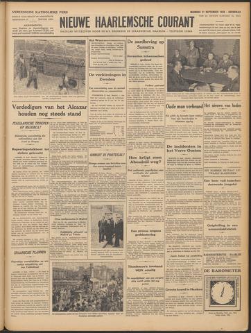 Nieuwe Haarlemsche Courant 1936-09-21