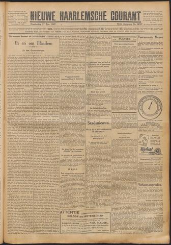 Nieuwe Haarlemsche Courant 1927-11-17
