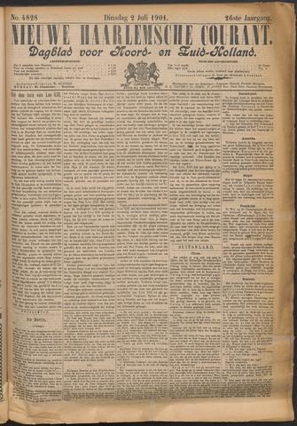 Nieuwe Haarlemsche Courant 1901-07-02