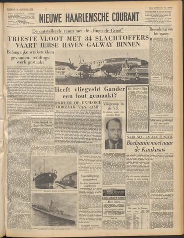 Nieuwe Haarlemsche Courant 1958-08-16