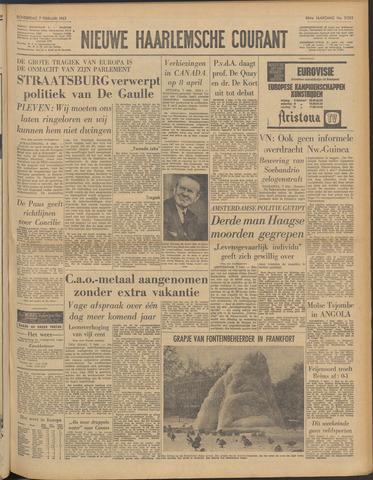 Nieuwe Haarlemsche Courant 1963-02-07
