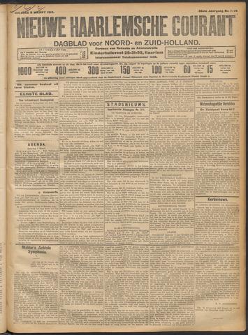 Nieuwe Haarlemsche Courant 1912-03-08