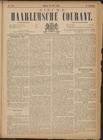 Nieuwe Haarlemsche Courant 1879-06-29