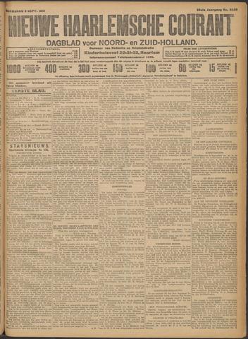 Nieuwe Haarlemsche Courant 1913-09-03