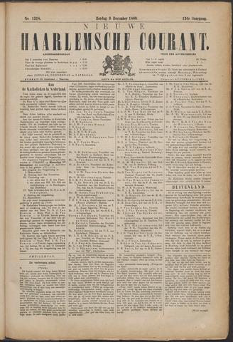 Nieuwe Haarlemsche Courant 1888-12-09