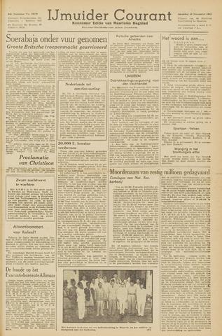 IJmuider Courant 1945-11-10