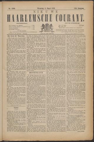 Nieuwe Haarlemsche Courant 1889-03-13