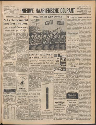 Nieuwe Haarlemsche Courant 1961-05-18
