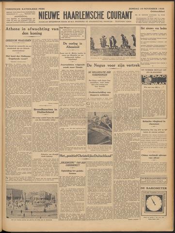 Nieuwe Haarlemsche Courant 1935-11-10