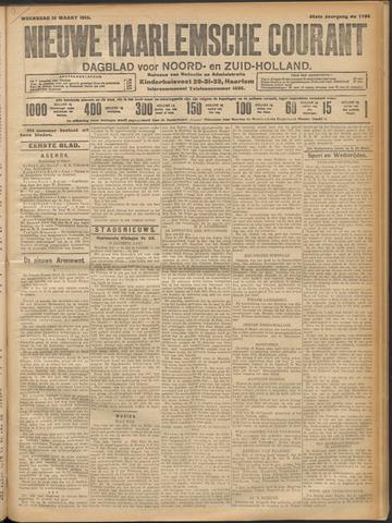 Nieuwe Haarlemsche Courant 1912-03-13