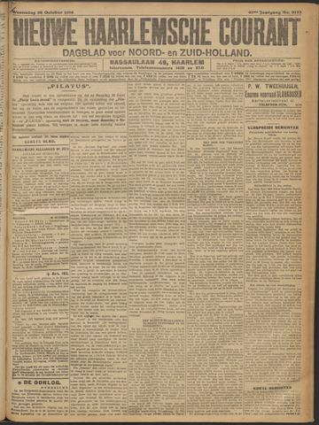 Nieuwe Haarlemsche Courant 1916-10-25