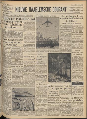 Nieuwe Haarlemsche Courant 1957-05-03
