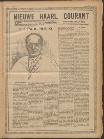 Nieuwe Haarlemsche Courant 1922-02-07